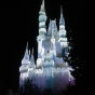 Cinderella Castle @ Night
