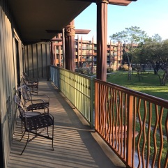Animal Kingdom Lodge Kidani Village Savannah View 2 Br Balcony