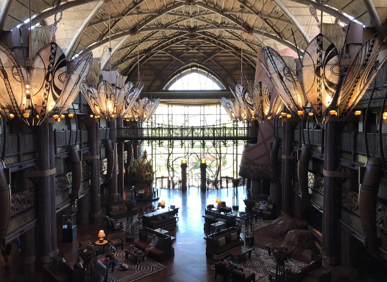 5 Reasons To Stay At Disney S Animal Kingdom Lodge